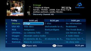 TVgui Screenshot 7